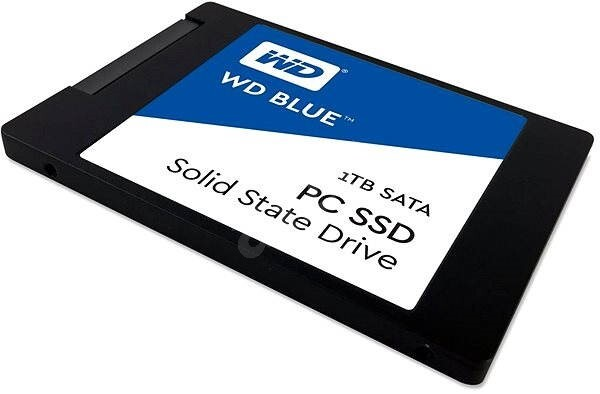 ssd, wd blue, solid state drive, 1 tb